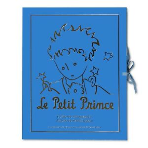Saint Exupéry Portfolio of 20 signed lithographs quot;The Little Princequot; $3500.00