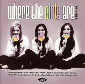 Various Artists - Where The Girls Are, Vol. 6 [New CD] UK - Import