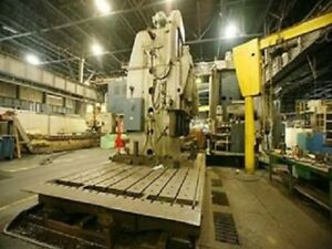 Ingersol Single Spindle Boring Mill (1169)