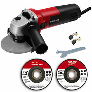Electric Angle Grinder 4-1/2