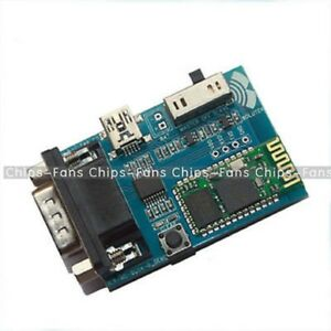 RS232 Bluetooth Serial Adapter Communication Master-Slave Module 5v mini usb L40