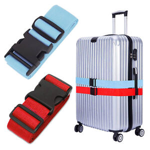 6 Feet Long Luggage Strap Belt For Suitcase 16quot; 32quot; US Seller Lot $8.54