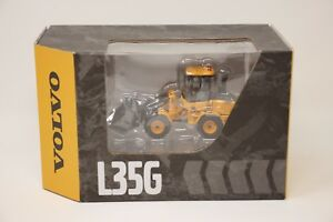 VOLVO L35G WHEEL LOADER 1:50 SCALE DIE CAST MODEL BY MOTORART - Hard to Find