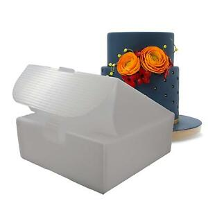 Cake Porter Interior Box Sets for Transporting Cakes Pies Cookies Cupcakes.