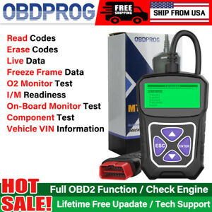 Automotive Full System Scanner Car Diagnostic Tool Airbag ABS DPF EPB Reset Tool