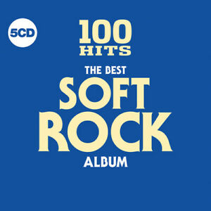 Various Artists 100 Hits: Best Soft Rock Album Various New CD Bo