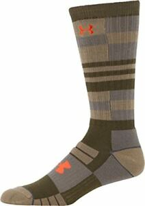 Under Armour Men's Hike Charged Crew Boot Socks - Choose SZcolor