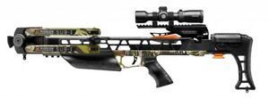 NEW 2018 MISSION SUB-1 CROSSBOW W PRO PKG UNDER ARMOUR RIDGE REAPER FOREST CAMO