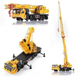 1:55 Alloy Sliding Construction Crane Model Toys Diecast Model Educational Toys