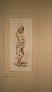 REMBRANDT Original drawings by Rembrand reproduced in phototype 1888 $250.00
