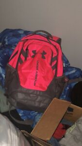 New Under Armour Storm Recruit Backpack - Hot Pink