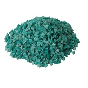 5.20 lbs. Rust Cutting Resin Abrasive Tumbler Media Unsaturated Bolts