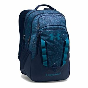 Under Armour Storm Recruit Backpack Midnight NavyBayou Blue One Size