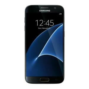 Samsung Galaxy S7 32GB Gold GSM Unlocked ATamp;T T Mobile Smartphone Good $74.99