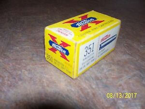 Vintage Winchester 351 SLR Empty Ammo Box Rare Excellent Color