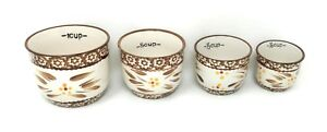 Temp tations Measuring Cups Nesting Cup Old World K41205