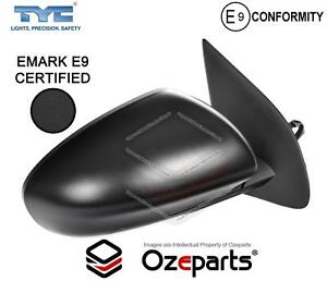 RH RHS Right Electric Door Mirror Black 5 Pins For Nissan Dualis 2007 2014 J10 AU $93.63