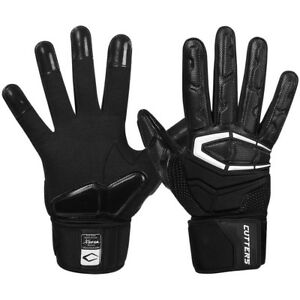 Cutters ADULT The Force 3.0 Football Lineman Gloves with C-TACK® Ultimate Grip