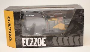 VOLVO EC220E Excavator Crawler 1:50 SCALE DIE CAST MODEL BY MOTORART