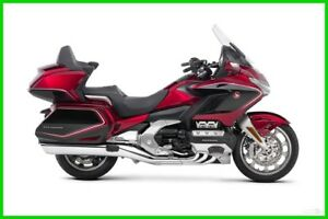 2018 Honda GOLD WING 1800 TOUR  2018 Honda GOLD WING 1800 TOUR New