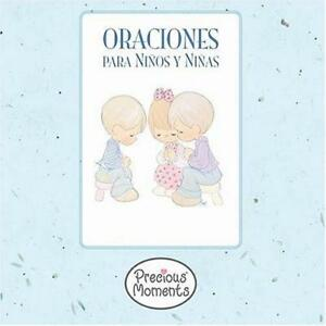 Oraciones para Ni?os  (NoDust) by Sam Butcher