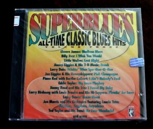 Superblues: All-Time Classic Blues Hits Volume Three - Various (CD 1995 Stax)
