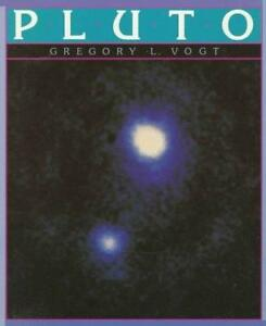 Pluto by Gregory L. Vogt