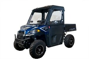 Seizmik Polaris Ranger 500 570 EV ETX Door Kit Soft Framed Mid Size 2015-2020