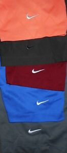 Lot 5 Nike Dri-Fit Fit-Dry Mens Polo Shirts M Medium
