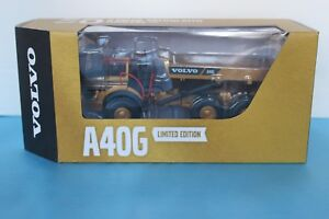 VOLVO A40G LIMITED EDITION HAULER 1:50 SCALE DIE CAST MODEL BY MOTORART - RARE
