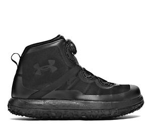 Under Armour Fat Tire GORE-TEX® Black HikingTactical Boots 1262064 [ALL SIZES]