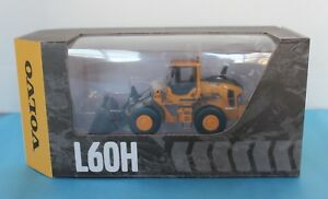 VOLVO L60H WHEEL LOADER 1:50 SCALE DIE CAST Construction MODEL BY MOTORART