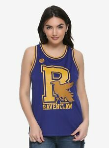 Ravenclaw Harry Potter Tank Quidditch Jersey $39.44