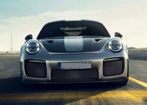 For 911 991 Carrera GT2RS Style FRP Front Bumper (Need 911.2 DRL