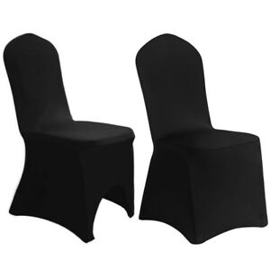 10/20/50/100 Spandex Elastic Stretch Folding Chair Covers Wedding Party Banquet