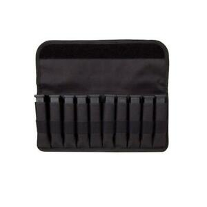 Bastion 10 Magazine Pouch for Glock and other magazines (Holds 10 Magazines)