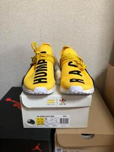 ADIDAS PW Human Race NMD OG Yellow 27cm US9 SNEAKERS MEN SHOES NEW IN BOX RARE