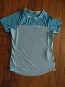 NIKE DRI FIT KIDS RUNNING SHIRT; SIZE SMALL; EXCELLENT USED CONDITION;