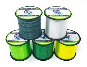 Reaction Tackle Monofilament Fishing line Nylon Mono Various Sizes and Colors