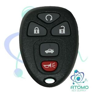 2006 2016 OEM Chevrolet Buick Cadillac Remote Control FCC: OUC60270 OUC60221 $21.90