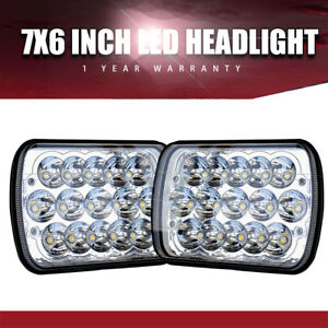 Led Headlight Buil for Toyota 95-97 Tacoma 88-95 Pickup Chevy Express Van Nissan