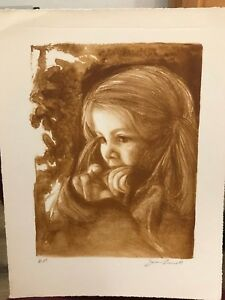 Joan Purcell– Lithograph – A.P. $135.00