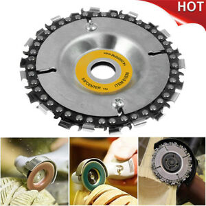 Quality Grinder Disc Tooth Fine Chain Saw 4
