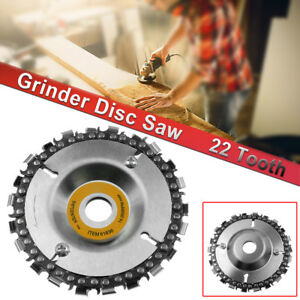 Durable Grinder Disc Tooth Fine Chain Saw 4