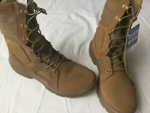 Under Armour Boots 11 Men's FNP Tactical Boots 1287352 728 Brown