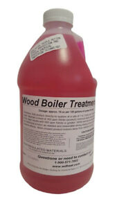 Corrosion Inhibitor Water Treatment 101 Various Outdoor Wood Boilers 12 Gallon  $49.95
