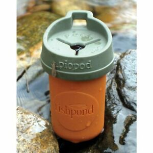 Fishpond PIOPOD Fly Fishing Clip On Container PIO POD $12.95