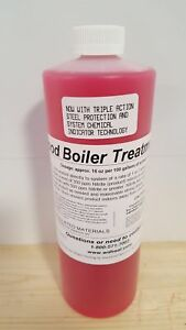 Corrosion Inhibitor Water Treatment 101 Various Outdoor Wood Boilers Quart  $34.95