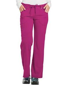 Dickies Women's Xtreme Stretch Fit Drawstring Flar - Choose SZcolor