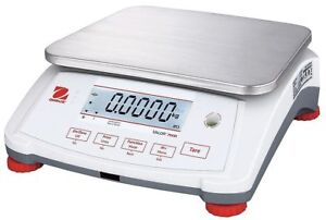 Ohaus Compact Bench Scale Digital 6kg LCD - V71P6T